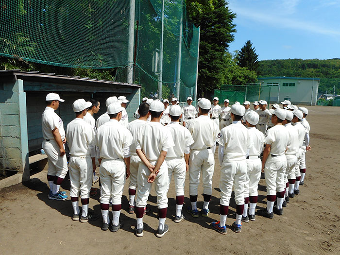 2017年6月18日 八戸 VS 福岡高校
