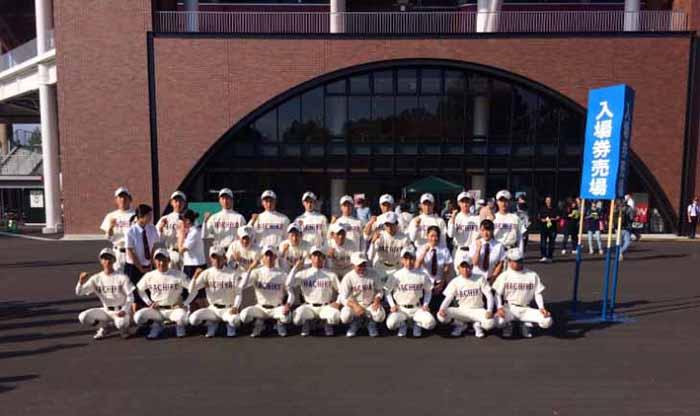 秋季青森県高校野球大会 東北大会予選 開会式