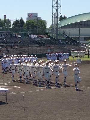 2018年5月20日 春季青森県高等学校 野球選手権大会 八戸 VS 青森高校