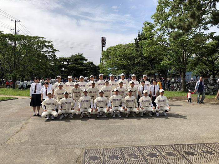 第100回 全国高等学校野球選手権記念青森大会 開会式