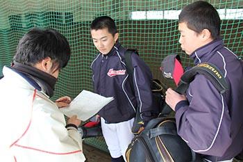 2019年02月02日 トヨタ野球教室②