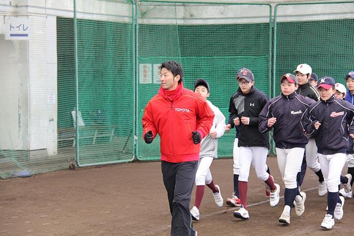 2019年02月02日 トヨタ野球教室③