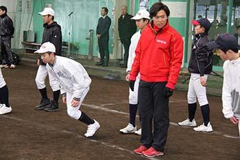 2019年02月02日 トヨタ野球教室⑤