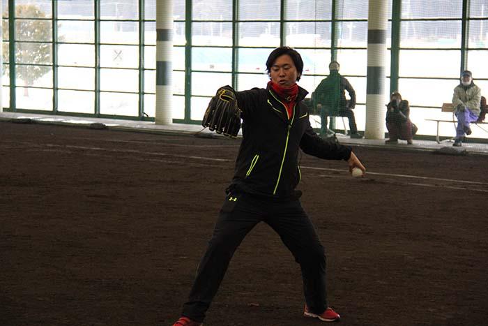 2019年02月02日 トヨタ野球教室⑥