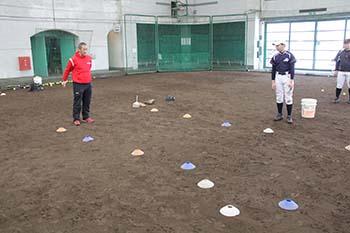 2019年02月02日 トヨタ野球教室⑧