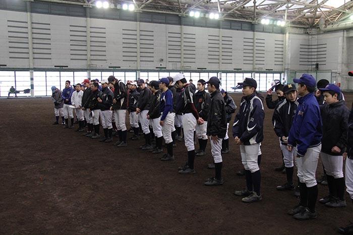 2019年02月02日 トヨタ野球教室⑨