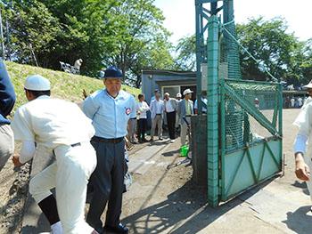 2019年06月02日 定期戦 vs 盛岡一高 in 八戸②