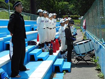 2019年06月09日 定期戦 vs 福岡高校 in 二戸大平球場②