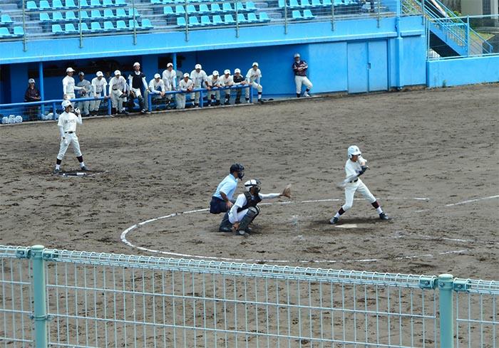 2019年06月09日 定期戦 vs 福岡高校 in 二戸大平球場③