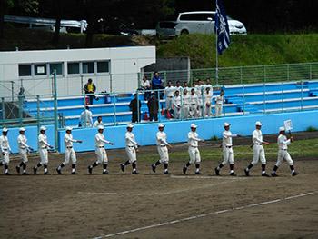 2019年06月09日 定期戦 vs 福岡高校 in 二戸大平球場④