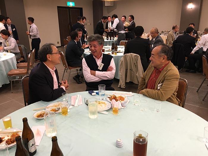 2019年10月26日 杉門会総会 & 懇親会②