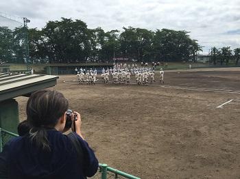 2020年06月21日 福岡高校さんとの定期戦③